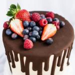 Drip Cake Czekoladowy